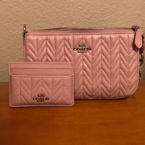 Purse W/Wallet Set